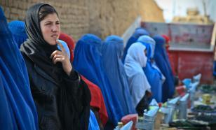 Талибы* запретили афганским женщинам играть в крикет