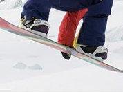 Покалеченный акулой заказал протезы для занятий сноубордом