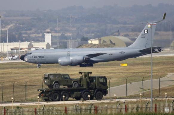 США могут отказать Евросоюзу в военной помощи