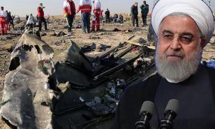 """Иран прекратил сотрудничество с Украиной по крушению """"Боинга"""""""