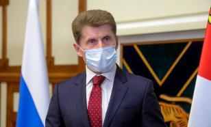 Кожемяко не может отказаться от ношения медицинской маски