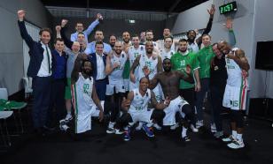УНИКС в четвёртый раз сыграет в Евролиге