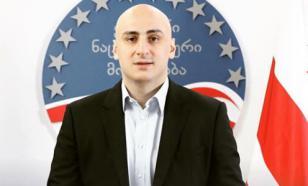 Лидер грузинской оппозиции отправился за консультацией на Украину