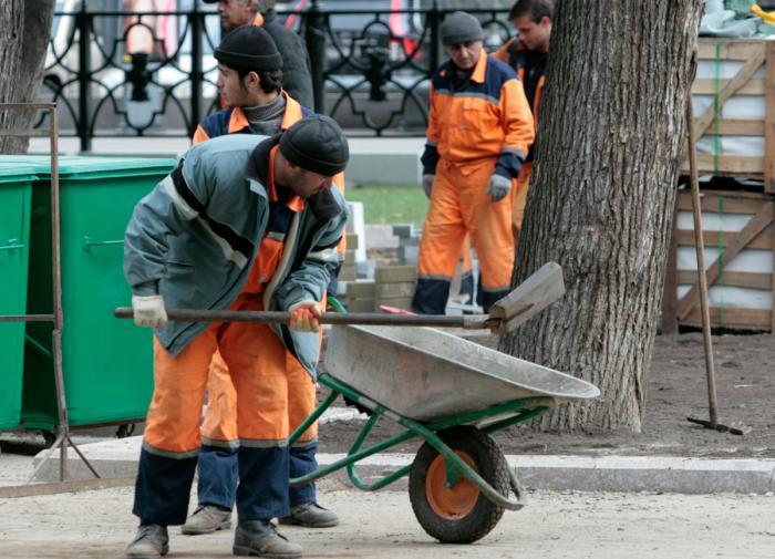 Москва не досчиталась 300 тыс. трудовых мигрантов