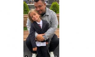 Сергей Жуков трогательно поздравил сына с днём рождения