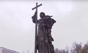 Реакция Украины на открытие памятника князю Владимиру в России неадекватна