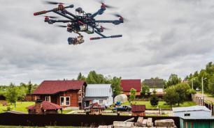 Россияне получат данные о съемках дач с беспилотников