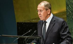 К Лаврову после его речи в ООН выстроилась длинная очередь