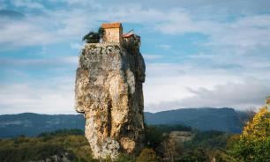 Три необычных дома, которые находятся на краю Земли