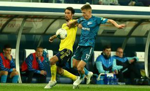 Россия замыкает двадцатку рейтинга УЕФА этого сезона