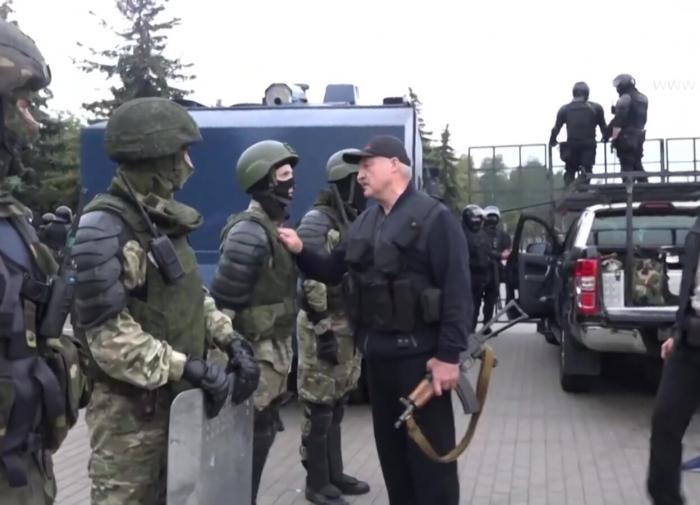 Для чего России провокация с военным переворотом в Белоруссии?