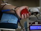 Глава Минздрава поделилась кровью с нуждающимися