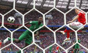 Саудовских футболистов обещают покарать за разгром 5:0