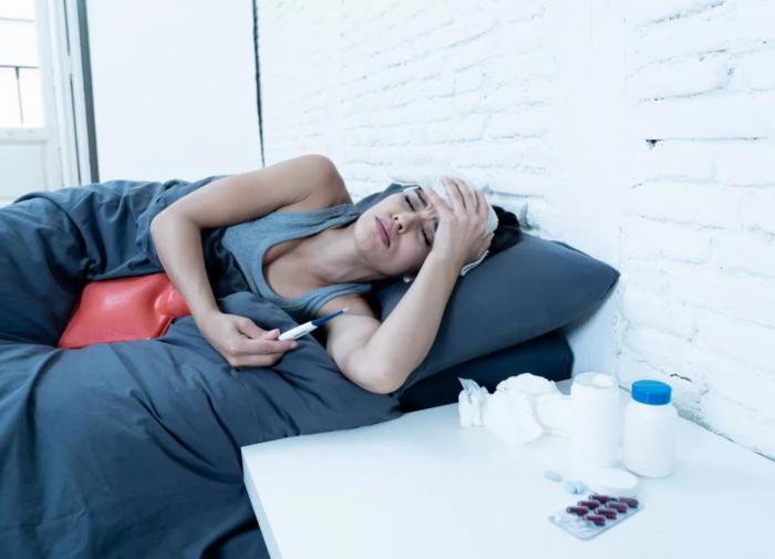Ночная потливость может быть признаком опасных заболеваний