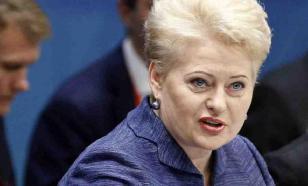 Зачем литовские депутаты расследуют связи Грибаускайте с КГБ