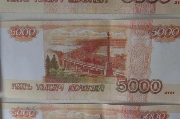 В Крыму фальшивомонетчики попались при сбыте 5-тысячных купюр