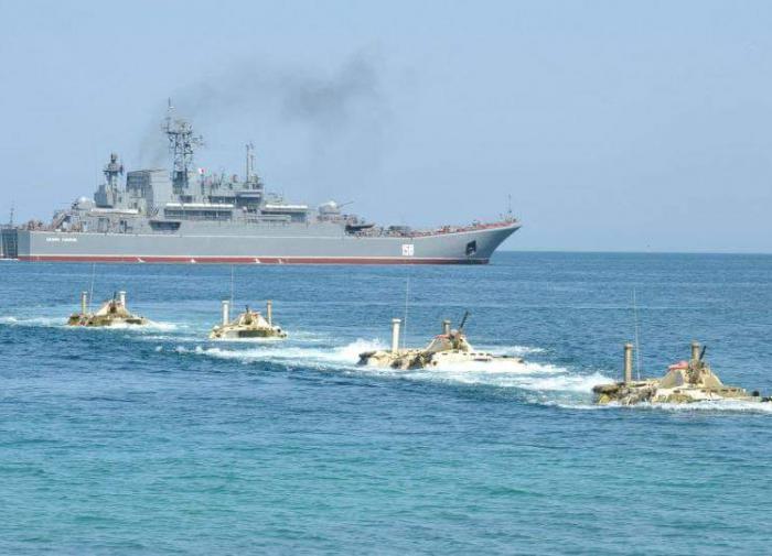 Генерал НАТО: русские не отдадут Чёрное море