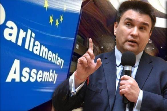 Украина угрожает отказаться от минских соглашений, если РФ вернут право голоса в ПАСЕ