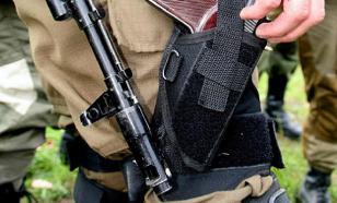 Стрелки из Чернозубовки пытались незаконно перейти украинскую границу