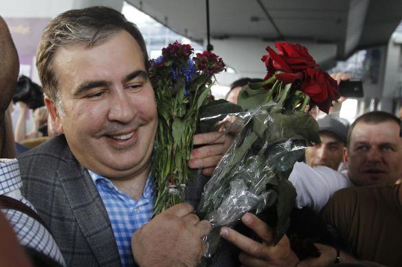 Саакашвили признал коррупцию на Украине