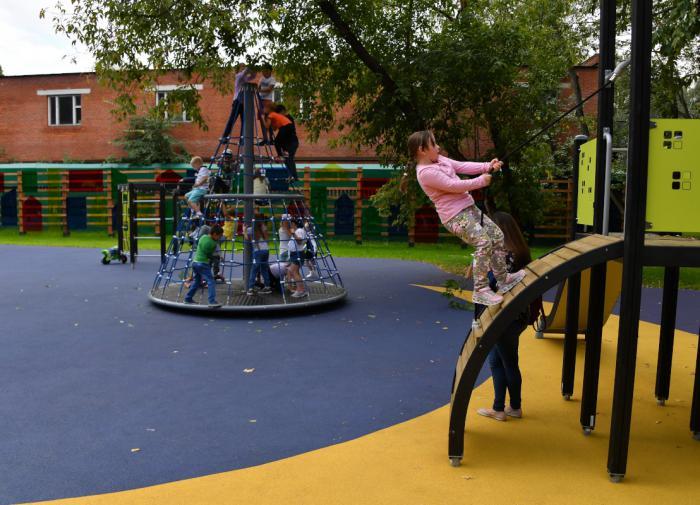 Замена асфальта растительностью улучшает иммунитет детей