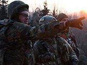 ВСУ обстреляли  независимых наблюдателей в районе Широкино