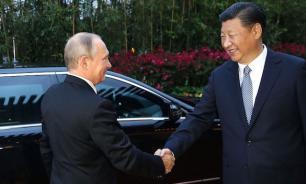 Россия переформатирует Украину через Китай
