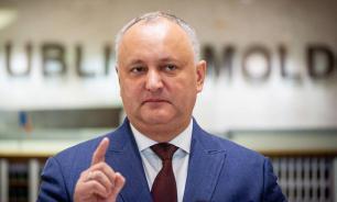 Додон: все участники госпереворота в Молдавии ответят по закону