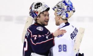 Василевский и Бобровский возглавили рейтинг лучших вратарей НХЛ