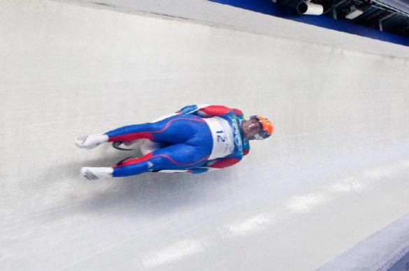 Российские саночники завоевали первое золото на чемпионате мира в Сочи