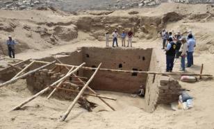 Археологи обнаружили в Турции 1700-летнюю статую