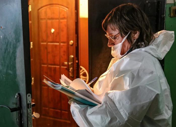 В России выявили 5427 случаев заражения коронавирусом