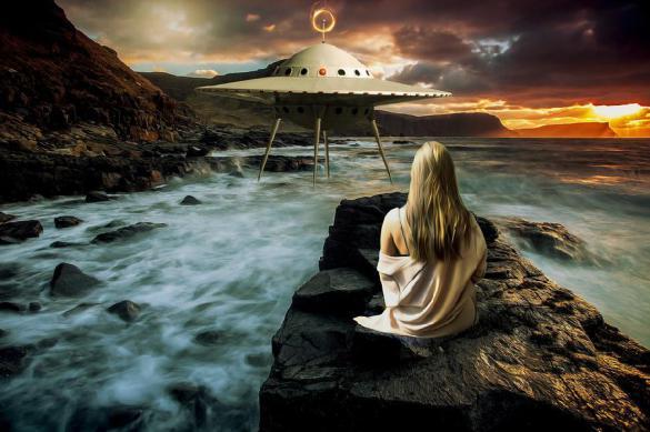 Туристов завлекают катастрофой НЛО