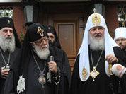 Украина: как встретили патриарха Кирилла?