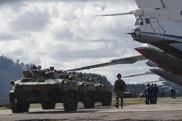 На Украине считают, что Россия готова к наступлению на страну