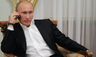 Владимир Путин впервые позвонил премьер-министру Великобритании