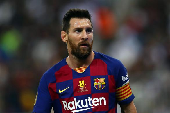 Месси признан лучшим в Лиге чемпионов по соотношению голов и матчей