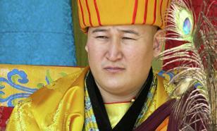 Буддийский лидер Тувы Джампел Лодой скончался от COVID-19