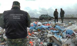 В Ярославле на мусорной свалке нашли труп женщины