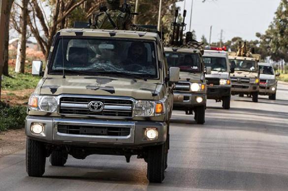 Армия Хафтара начала наступление на Триполи