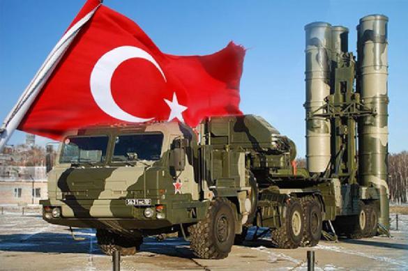 Второй этап поставок российских С-400 Турции завершен