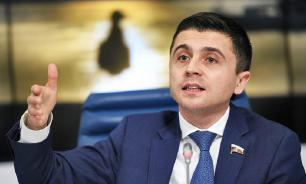 "Украинские сценарии по возвращению Крыма в Госдуме назвали ""тендером"""