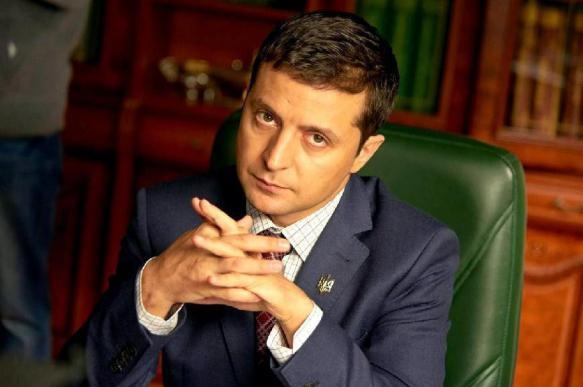 Зеленский считает организаторов беспорядков дикарями