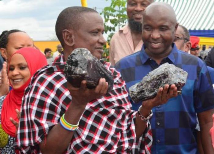 Шахтер из Танзании в одночасье стал миллионером