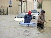Жертвами наводнения во Франции стали два человека