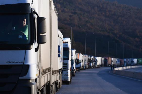 В Минтрансе готовят законопроект о работе систем весогабаритного контроля