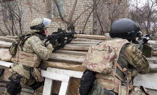 Житель Дагестана подорвал себя гранатой при попытке задержания