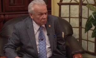 Владимир Добреньков: Позиция президента глубоко разочаровала меня