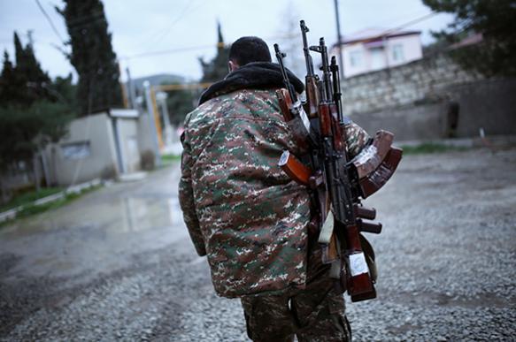 В боях с войсками Нагорного Карабаха гибнут десятки азербайджанцев