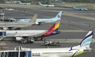 СМИ: В Корее арестовали полный самолет бурятов